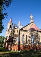 Lavoriškių Šv. Jono Krikštytojo bažnyčia 5297