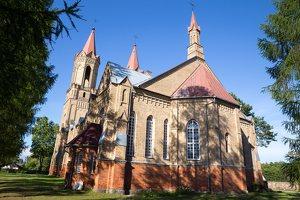 Lavoriškių Šv. Jono Krikštytojo bažnyčia 5298