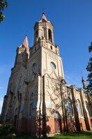 Lavoriškių Šv. Jono Krikštytojo bažnyčia 5306