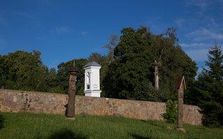 Šumsko Šv. arkangelo Mykolo bažnyčia 5321 · šventorius