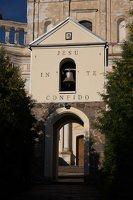 Šumsko Šv. arkangelo Mykolo bažnyčia 5322 · varpinė,  Jesu in te confido