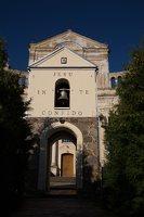 Šumsko Šv. arkangelo Mykolo bažnyčia 5323 · varpinė, Jesu in te confido