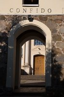 Šumsko Šv. arkangelo Mykolo bažnyčia 5324 · varpinė, Jesu in te confido