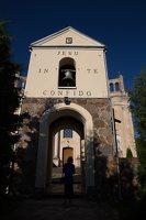 Šumsko Šv. arkangelo Mykolo bažnyčia 5327 · varpinė, Jesu in te confido