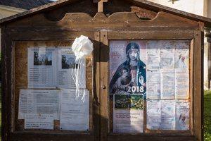 Šumsko Šv. arkangelo Mykolo bažnyčia 5338 · skelbimai