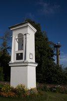 Šumsko Šv. arkangelo Mykolo bažnyčia 5341 · koplytėlė šventoriuje