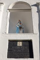 Šumsko Šv. arkangelo Mykolo bažnyčia 5346 · koplytėlė šventoriuje