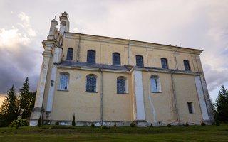 Šumsko Šv. arkangelo Mykolo bažnyčia 5356