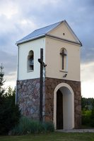 Šumsko Šv. arkangelo Mykolo bažnyčia 5360 · varpinė