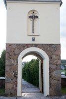 Šumsko Šv. arkangelo Mykolo bažnyčia 5367 · varpinė