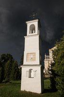 Šumsko Šv. arkangelo Mykolo bažnyčia 5389 · koplytėlė šventoriuje