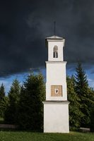 Šumsko Šv. arkangelo Mykolo bažnyčia 5394 · koplytėlė šventoriuje