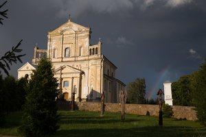 Šumsko Šv. arkangelo Mykolo bažnyčia 5396