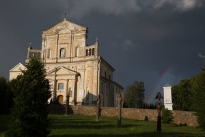 Šumsko Šv. arkangelo Mykolo bažnyčia 5398
