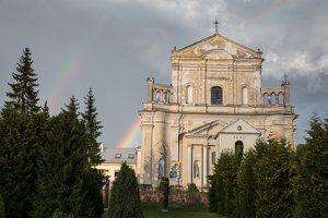 Šumsko Šv. arkangelo Mykolo bažnyčia 5418