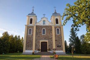 Rukainių Šv. arkangelo Mykolo bažnyčia 5448
