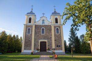 Rukainių Šv. arkangelo Mykolo bažnyčia 5449