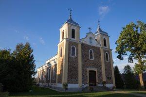 Rukainių Šv. arkangelo Mykolo bažnyčia 5450