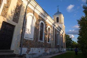 Rukainių Šv. arkangelo Mykolo bažnyčia 5458