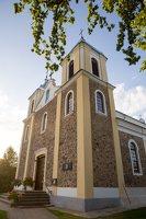 Rukainių Šv. arkangelo Mykolo bažnyčia 5465