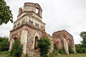 Rudaminos Viešpaties Atsivertimo cerkvė 5477