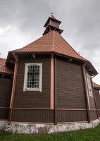 Akmenynės Šv. Kūdikėlio Jėzaus Teresės bažnyčia 5501