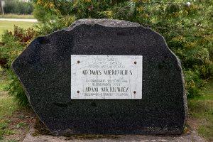 Atminimo akmuo Adomui Mickevičiui 5514