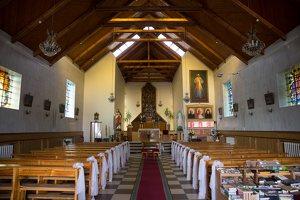 Šalčininkų Šv. apaštalo Petro bažnyčia 5516 · interjeras