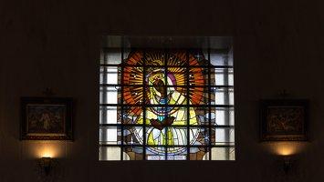 Šalčininkų Šv. apaštalo Petro bažnyčia 5524 · interjeras