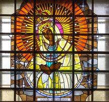 Šalčininkų Šv. apaštalo Petro bažnyčia 5525 · vitražas