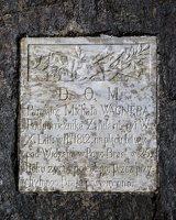 Paminklas M. Vagneriui 5529 · atminimo lenta