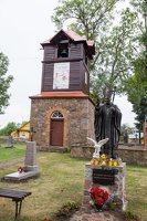 Butrimonių Šv. arkangelo Mykolo bažnyčia 5537 · varpinė