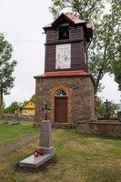 Butrimonių Šv. arkangelo Mykolo bažnyčia 5538 · varpinė