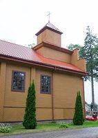 Butrimonių Šv. arkangelo Mykolo bažnyčia 5542