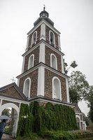 Eišiškių Kristaus Karaliaus Žengimo į dangų bažnyčia 5543 · varpinė