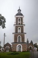 Eišiškių Kristaus Karaliaus Žengimo į dangų bažnyčia 5544 · varpinė