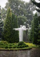 Eišiškių Kristaus Karaliaus Žengimo į dangų bažnyčia 5545 · Palaiminimas