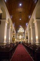 Eišiškių Kristaus Karaliaus Žengimo į dangų bažnyčia 5546 · vidurinė nava