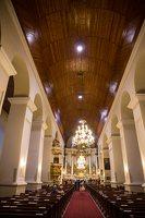 Eišiškių Kristaus Karaliaus Žengimo į dangų bažnyčia 5547 · vidurinė nava