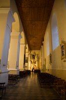 Eišiškių Kristaus Karaliaus Žengimo į dangų bažnyčia 5548 · dešinė nava