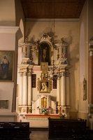 Eišiškių Kristaus Karaliaus Žengimo į dangų bažnyčia 5550 · interjeras