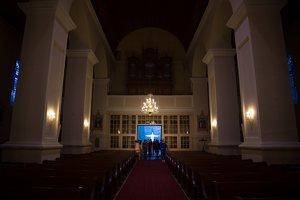 Eišiškių Kristaus Karaliaus Žengimo į dangų bažnyčia 5553 · Palaiminimas