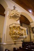 Eišiškių Kristaus Karaliaus Žengimo į dangų bažnyčia 5554 · sakykla