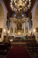 Eišiškių Kristaus Karaliaus Žengimo į dangų bažnyčia 5555 · presbiterija