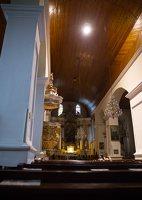 Eišiškių Kristaus Karaliaus Žengimo į dangų bažnyčia 5559 · interjeras