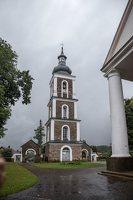 Eišiškių Kristaus Karaliaus Žengimo į dangų bažnyčia 5562 · varpinė