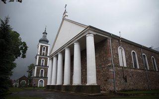 Eišiškių Kristaus Karaliaus Žengimo į dangų bažnyčia 5563