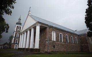 Eišiškių Kristaus Karaliaus Žengimo į dangų bažnyčia 5564