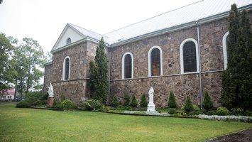Eišiškių Kristaus Karaliaus Žengimo į dangų bažnyčia 5565