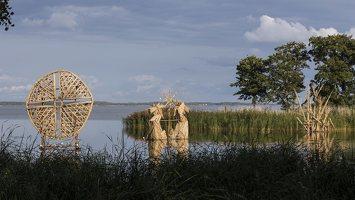 nendrinių skulptūrų simpoziumas · virsmas 5739